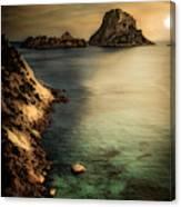 Summer In Ibiza Canvas Print