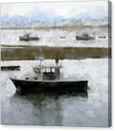 Summer On Cape Cod Xxxii Canvas Print