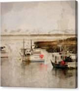 Summer On Cape Cod Xxxiv Canvas Print