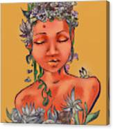 Summer Serenity Canvas Print