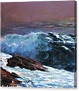 Sunlight On The Coast - Digital Remastered Edition Canvas Print
