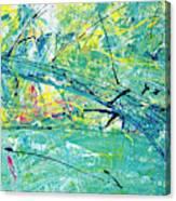 Sunset Cle Canvas Print