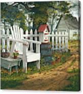 Sunshine Serenade Canvas Print