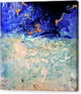 Surge 6 Canvas Print