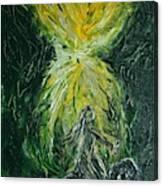 Suruhana Chamorro Medicine Canvas Print