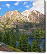 Tahoe Inspiration Point Canvas Print