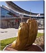 Target Field Previews Canvas Print