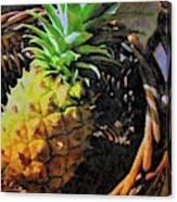 Tasting Hawaii Canvas Print