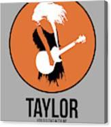 Taylor Swift Canvas Print