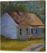 Tay's Cottage Canvas Print