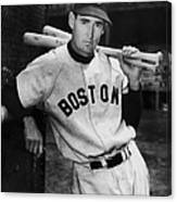 Ted Williams Canvas Print