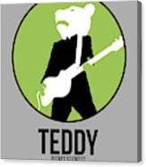 Teddybear Canvas Print