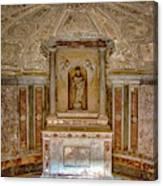 Tempietto Di Bramante Canvas Print