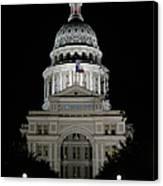Texas Capitol II - Austin Canvas Print