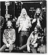 The Allman Brothers Band Canvas Print