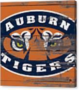 The Auburn Tigers 5b Canvas Print