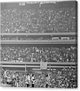 The Beatles At Shea Stadium, Our Mets Canvas Print