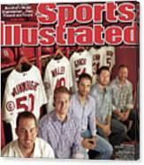 The Cardinal Way Baseballs Model Organization...past Sports Illustrated Cover Canvas Print