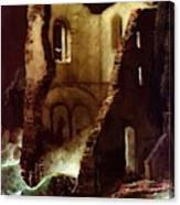 The Chapel 1898 Canvas Print