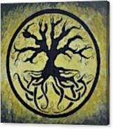 The Circle Of Life Canvas Print