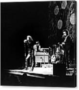 The Doors At The Fillmore East Canvas Print