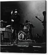The Doors At The Filmore East Canvas Print