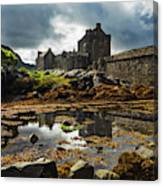 The Eilean Donan Castle Canvas Print