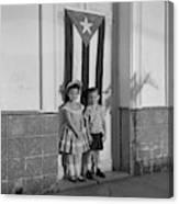 The Future Cuba Canvas Print