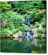 The Japanese Garden Canvas Print, Photographic Print, Art Print, Framed Print, Greeting Card, Iphone Canvas Print