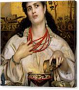 The Medea Canvas Print