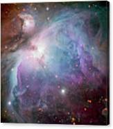 The Orion Nebula Canvas Print