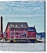 The Paint Factory, Gloucester, Massachusetts Canvas Print