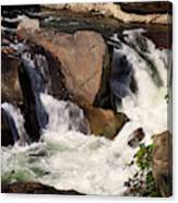 The Sinks In Smoky Mountain National Park Canvas Print