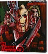 The Swabian Sawmill Massacre 2 Canvas Print