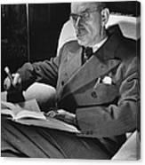 Thomas Mann Canvas Print