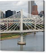 Tilikum Crossing, Portland, Oregon, Usa Canvas Print