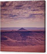 Titilla Peak Canvas Print