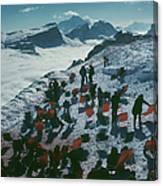 Tofana Ledge Canvas Print