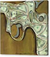 Tommervik Cash Gun Art Print Canvas Print