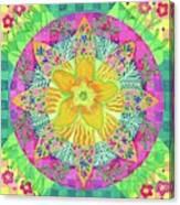Tom's Squash Blossom Canvas Print