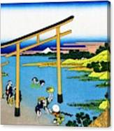Top Quality Art - Mt,fuji36view-nobotonoura Canvas Print