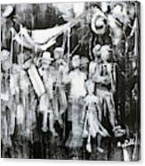 Torah Dedication 3 201906 Canvas Print