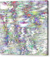 Toroid Canvas Print
