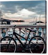 Traveller's point Canvas Print