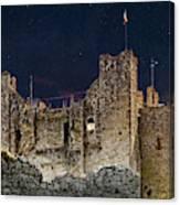 Trim Castle Canvas Print