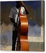 Trinidad In Cuba Canvas Print