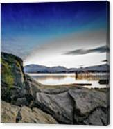 Tromso Canvas Print