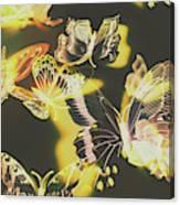 Tropical Glow Canvas Print