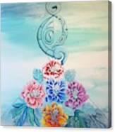Tropicana Meets Pacifica Canvas Print