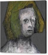 Tudor Portrait Canvas Print